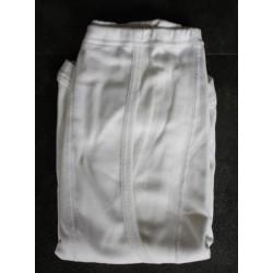 Palma Sportbroek wit met gulp - Heren ondergoed