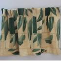 Goedkope gordijnstof 1001 groen blad